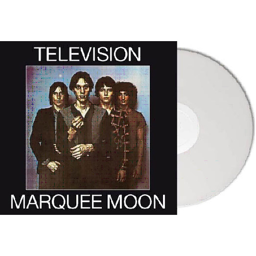 Television Television Marquee Moon White Vinyl Tm